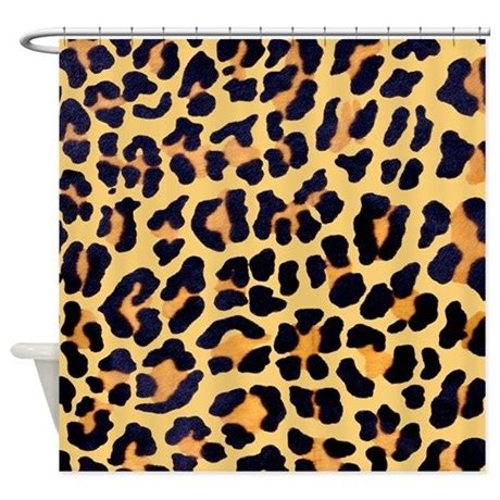 cheetah shower curtain cheetah print shower curtain by be inspired by life