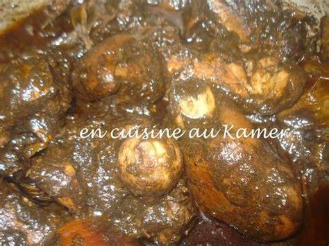 recette de cuisine camerounaise recettes de porc de en cuisine au kamer