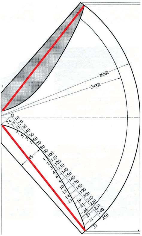 wood mid high horn plan page
