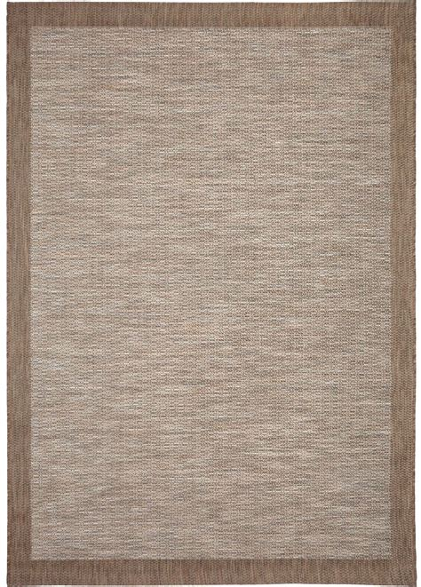 Gray And Brown Area Rug by Orian Rugs Indoor Outdoor Stripes Admiral Sky Gray Brown