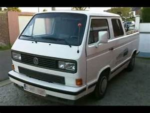 Pick Up Vw : vw t3 pick up youtube ~ Medecine-chirurgie-esthetiques.com Avis de Voitures