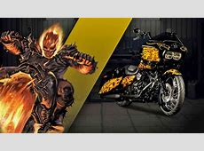 Marvel teams up with HarleyDavidson on incredible new