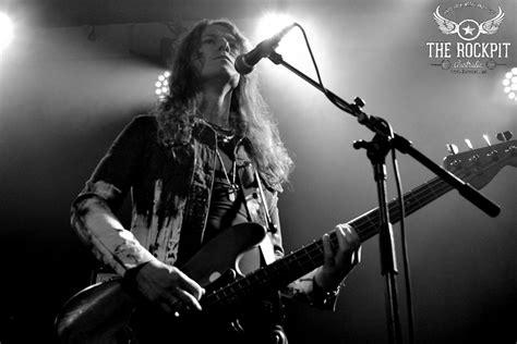 Live Review Sebastian Bach  Adelaide, October 22nd 2017  The Rockpit