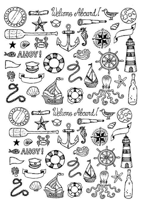 Marinero! | Bullet journal doodles