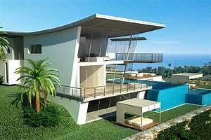 Moderne Design Villa : new home designs latest modern villas designs ideas ~ Sanjose-hotels-ca.com Haus und Dekorationen