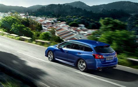 20182019 Subaru Levorg Blue Color Uhd Wallpaper Latest