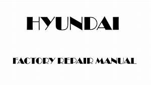 Hyundai Santa Fe 2007 2008 2009 2010 2011 2012 Repair Manual