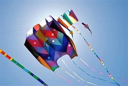 Kites Festival Sankranti Wallpapers Indian Different Homemade