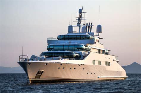 Yacht Zeus by Zeus Yacht Blohm Voss Gmbh Superyacht Times