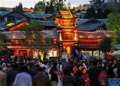 Lijiang China Yunnan Wallpapers 4k