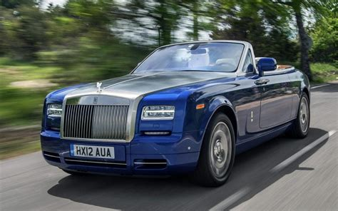 roll royce suv interior rolls royce phantom drophead coupé review