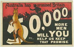 State Library Victoria – WWI posters from the Library's