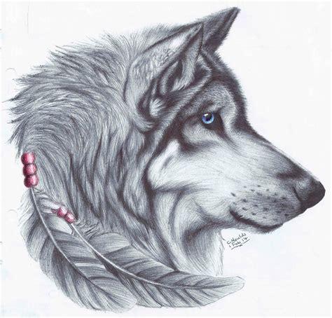 wolf tattoo design  icepaw  deviantart