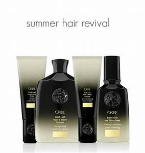 New Oribe Hair Care Line