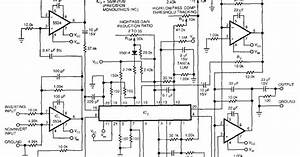 circuit diagram best audio compressor circuit diagram With audio compressor
