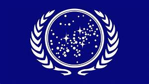 Star Trek United Federation of Planets Symbol WP by ...