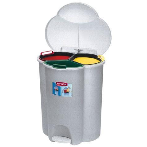 poubelles de cuisine encastrables poubelles de cuisine tri selectif cuisine idées de