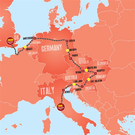 Best European Tours For Singles Best Of Eastern Europe Tour Package Expat Explore Travel