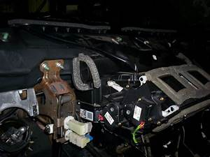 97 Cadillac Eldorado Heater Core Removal