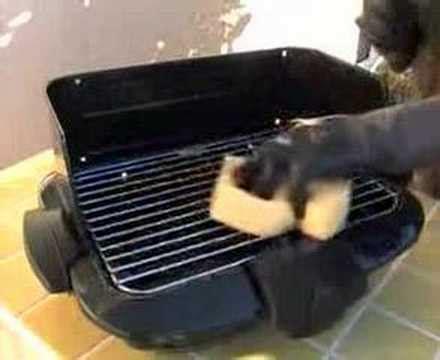 comment nettoyer la grille d un barbecue weber la r 233 ponse est sur admicile fr
