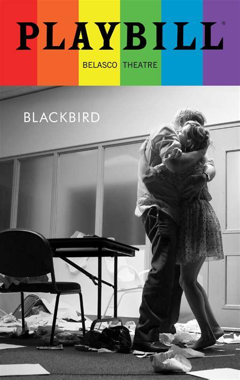 blackbird  june playbill  rainbow pride logo