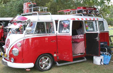 Top 23 Weirdest Volkswagen Campers. You're Never Going To