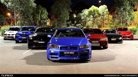 tuner cars tuned car wallpapers wallpaper cave