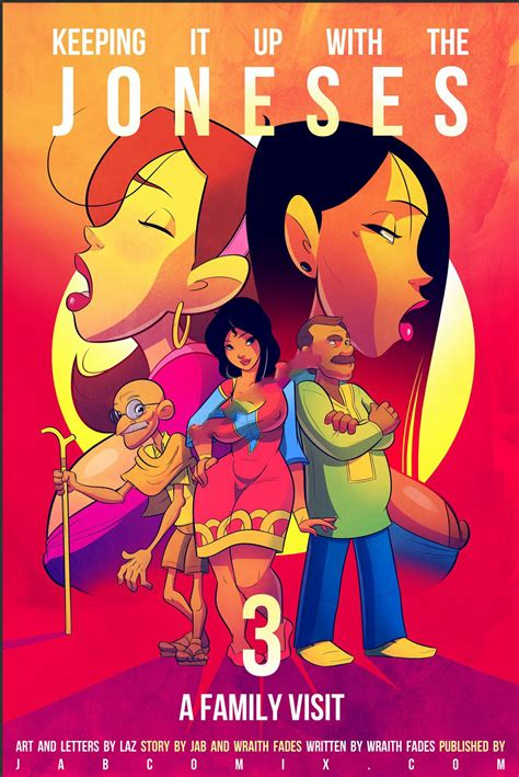 jab comix keeping it up with the joneses 3 comics xd