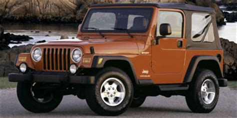 2005 Jeep Wrangler Reviews by 2005 Jeep Wrangler Review Ratings Specs Prices And