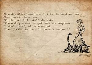 Inspirational Quotes From Alice In Wonderland. QuotesGram