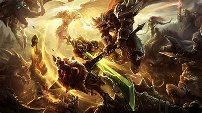 League Legends Mordekaiser Yi Master Cho Gath