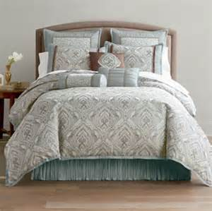 jcp home expressions augusta 7 pc king comforter set multi
