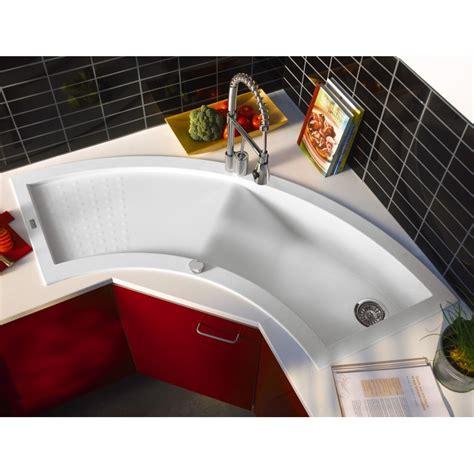 evier angle cuisine design meuble cuisine avec evier 11 fort de