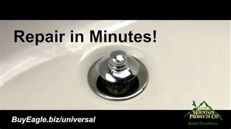 tub drain stopper repair bathtub stopper drain installation universal nufit
