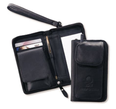 cell phone carrier leather promotional products
