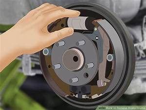 How To Remove Brake Drums  15 Steps  With Pictures