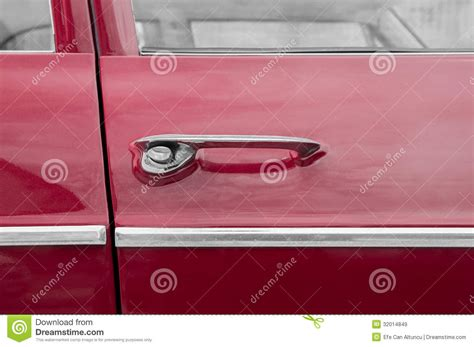 Car Door Handle Royalty Free Stock Images