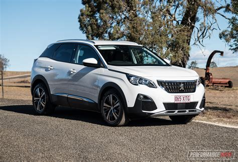 Review Peugeot 3008 by 2018 Peugeot 3008 Review Performancedrive