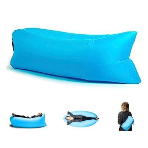 Inflatable Lounger Outdoor Air Sofa