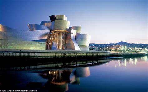 interesting facts about guggenheim museum bilbao just facts