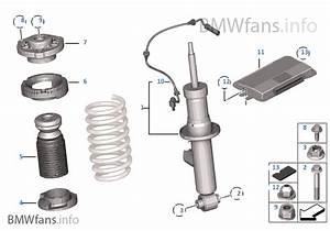 Strut  Rear    Vdc    Control Module