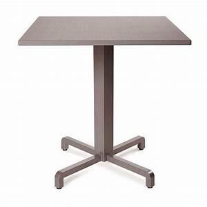 Table Pour Terrasse : table pliante pour terrasse sledge tables de bar restaurant pinterest table pliante ~ Teatrodelosmanantiales.com Idées de Décoration