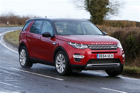 Land Rover Discovery Sport 2015-2019 performance   Autocar