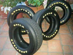 goodyear eagle 1 yellow letter tires 255 60 15 ebay With goodyear eagle yellow letter street tires