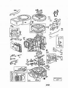Briggs  U0026 Stratton Briggs And Stratton Engine Parts