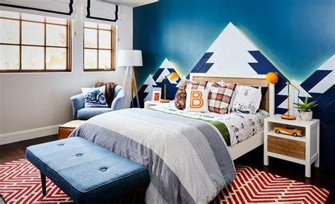 Great Outdoors-inspired Big Kid Room