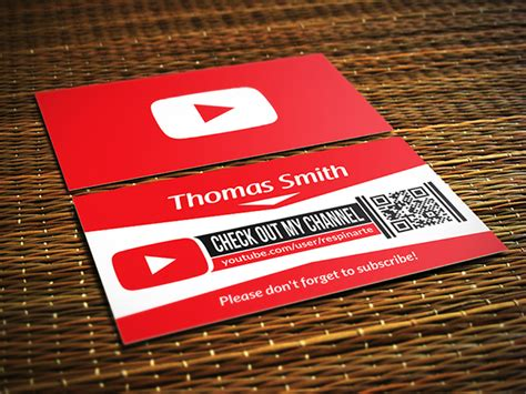 Free Youtube Business Card Template On Behance Business Plan Legal Structure Executive Summary Example Digital Printing Questionnaire Template Fashion Cards Online Canada Definition Pdf Live