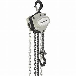Strongway Manual Chain Hoist  U2014 6000
