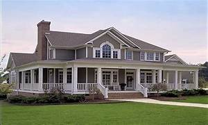 New House Plans With Wrap Around Porches Pictures