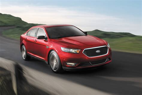2018 Ford Taurus Sho Pricing  For Sale Edmunds